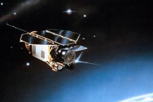 Röntgenový teleskop ROSAT skúmal vesmír viac ako osem rokov. Teraz dopadne späť na Zem.