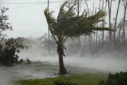 Hurikán Dorian na Bahamách 2.9.2019.
