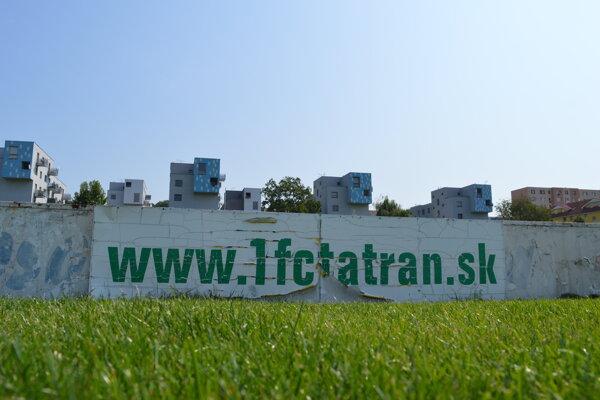 Mesto chce kúpiť futbalový klub 1. FC Tatran.