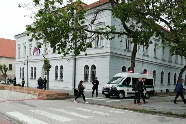 Okresný súd v Trnave