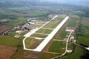 Letisko Sliač.