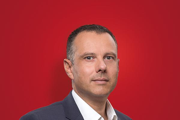 Nový krajský poslanec Ondrej Šedivý.