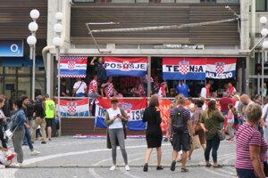 V Trnave je dne jarmok i medzištátny duel s Chorvátskom.