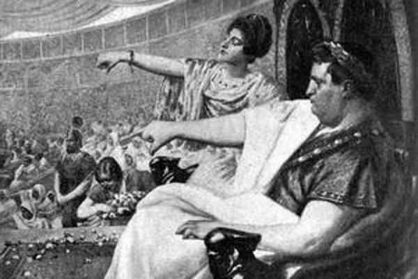 Nero sa preslávil najmä svojimi výstrelkami a tyraniou.