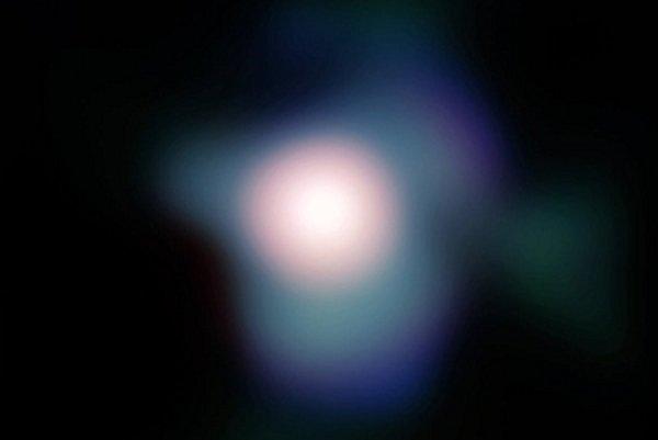 Červený nadobor Betelgeuze.