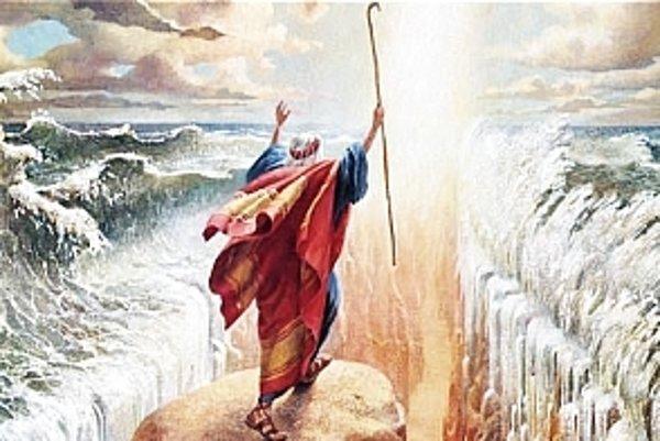 Červené more Mojžiša zrejme neposlúchalo. No je možné, že sa rozostúpilo a umožnilo Izraelitom prejsť.