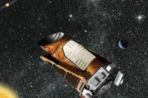 Vesmírne observatórium Kepler zrejme objavilo planéty podobné Zemi.