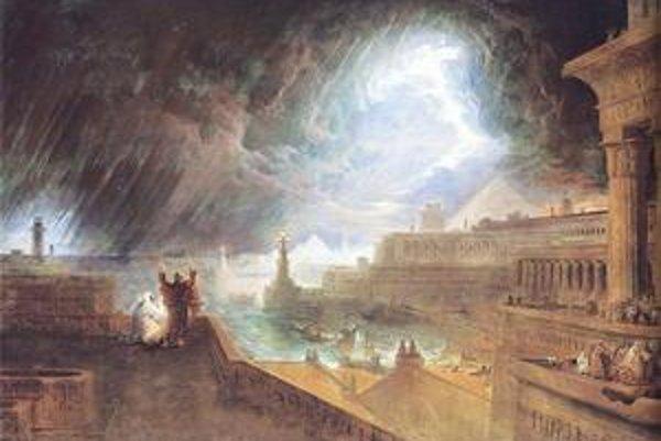 Biblické pohromy Egypt zrejme naozaj postihli.