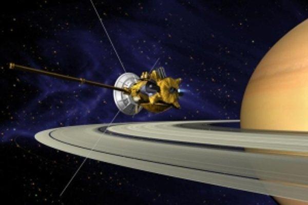 Sonda Cassini.