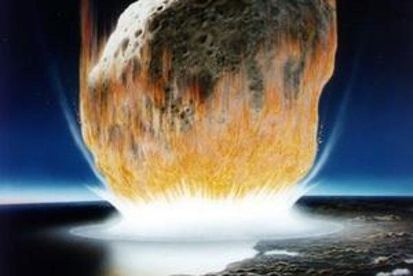 Dopad Apophisu by spôsobil katastrofu väčšiu ako Tunguský meteorit.