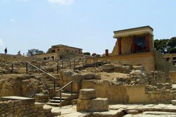 Predpokladalo sa, že Minov labyrint je palác v Knossose. Britskí a grécki vedci teraz tvrdia, že nie.