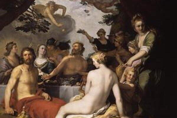 V rebríčku najpozeranejších dokumentov po spustení Europeany dominovali aj diela Abrahama Bloemaerta s erotickými výjavmi.