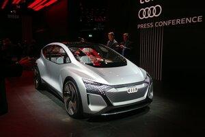 Autosalón Frankfurt 2019 - Audi