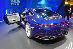 Autosalón Frankfurt 2019 - Porsche 911 Carrera