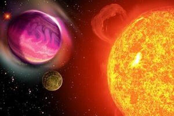 Nájdeme planétu podobnú Zemi?