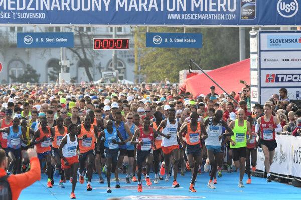 Na štarte 95. ročníka MMM bolo prihlásených rekordných 13 848 účastníkov. Tentoraz ich bude viac.
