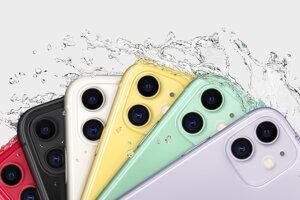 Nový iPhone 11 v 6 farebných prevedeniach