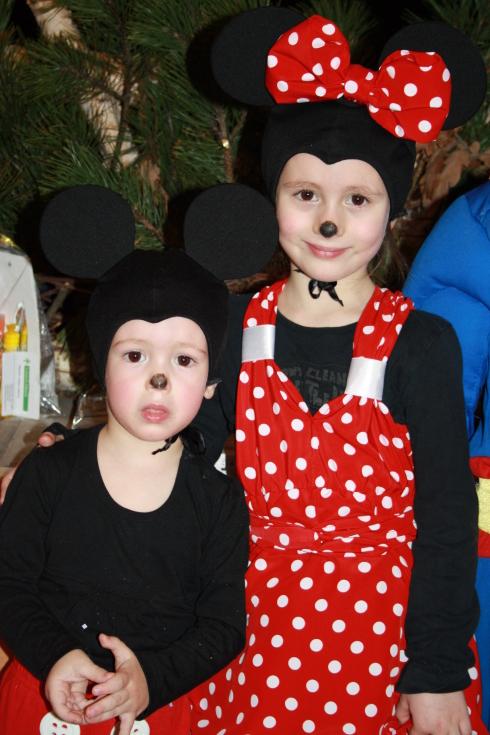 deti karneval