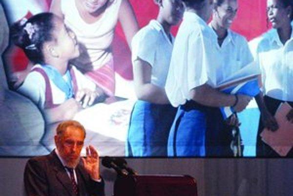 Do mládeže vkladá nádeje kubánsky režim, ale aj tí, ktorí proti nemu bojujú.