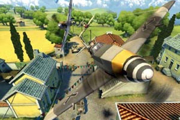Battlefield Heroes – jedna z prvých hier od veľkého výrobcu, ktoré budú dostupné na internete úplne bezplatne.
