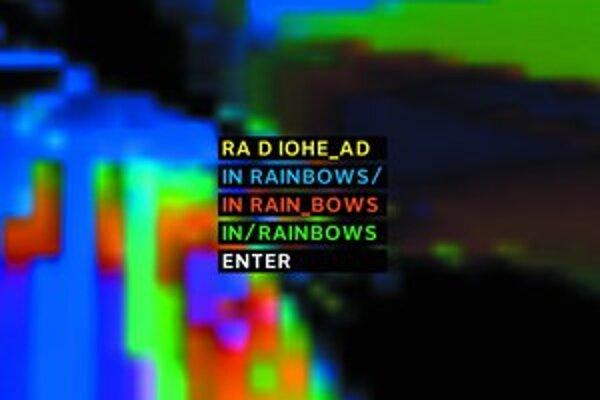 Skupina Radiohead vidí hudobný šoubiznis dúhovými očami.