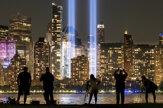 Veže zo svetla. New York spomínal na 11. september
