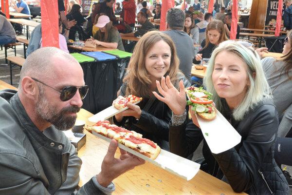 Košice Street Food Fest.