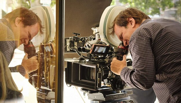 režisér Quentin Tarantino