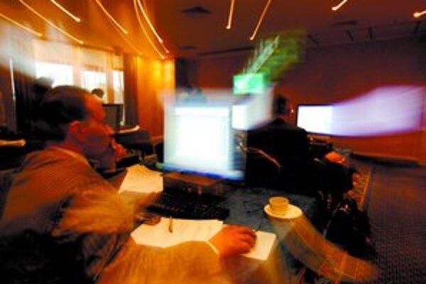 V internetovom prístupe už Európa nie je rozdelená na západnú a východnú, ale skôr na severnú a južnú.