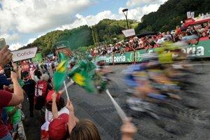 Vuelta 2019 - ilustračná fotografia.
