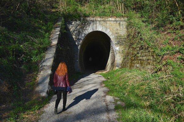 Tunel Kopráš