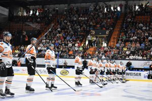 Michalovce majú za sebou premiéru v hokejovej extralige. A ozaj vydarenú.