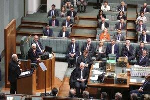 Austrálsky parlament