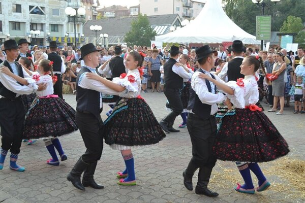 Na podujatí sa predstaví aj folklórny súbor Klasy Slovenského kultúrno-umeleckého spolku hrdinu Janka Čmelíka zo Starej Pazovy.