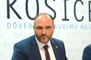 Primátor Jaroslav Polaček.