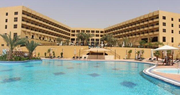 Grand East Dead Sea 4*