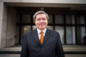 Sudca Najvyššieho súdu Peter Paluda.