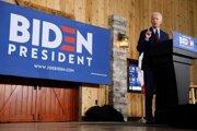 Joe Biden je Trumpov potenciálny súper v prezidentských voľbách.