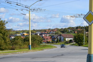 Radnica uvažuje nad trolejovým prepojením ulíc Pod Šalgovíkom - Sibírska.
