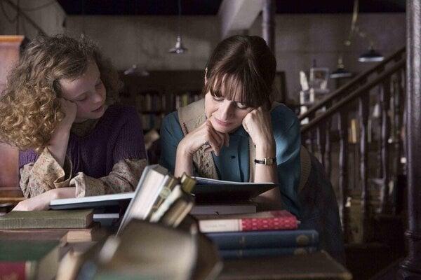 Fotografia z filmu Florencino kníhkupectvo