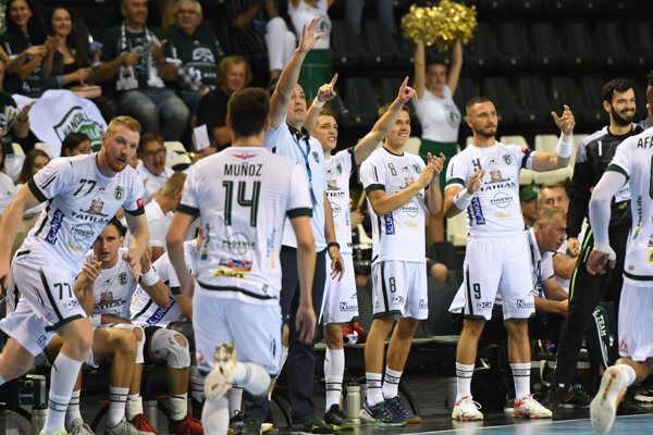 Hádzanárov Prešova čaká ďalší duel SEHA ligy.