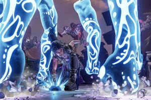 Špeciálna schopnosť sirény Amary privolá do útoku hneď niekoľko silných rúk, ktoré rozdrvia takmer všetko.