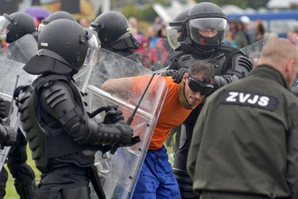 Deň väzenskej a justičnej stráže v Piešťanoch