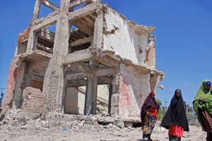 Mogadišo (ilustračné fotografia).