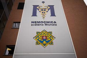 Nemocnica sv. Michala.
