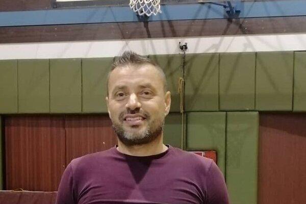 Tréner Topoľčian - Jaromír Šipoš.