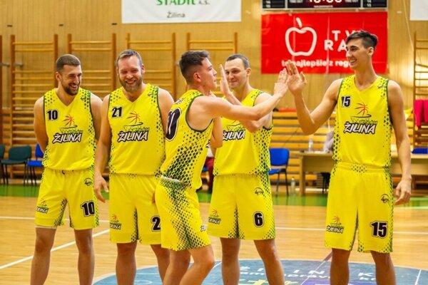 Žilinskí basketbalisti v sobotu odštartujú novú sezónu.