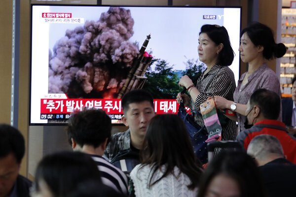 Severná Kórea otestovala ďalšie rakety.