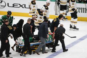 Roman Polák utrpel nepríjemne zranenie. Skončil v nemocnici.