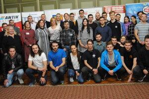 2. Šarišský hackathlon.